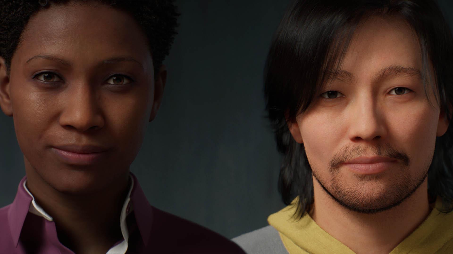 MetaHuman Creator — инструмент на Unreal Engine, позволяющий создавать очень реалистичные лица людей - Wylsa.com