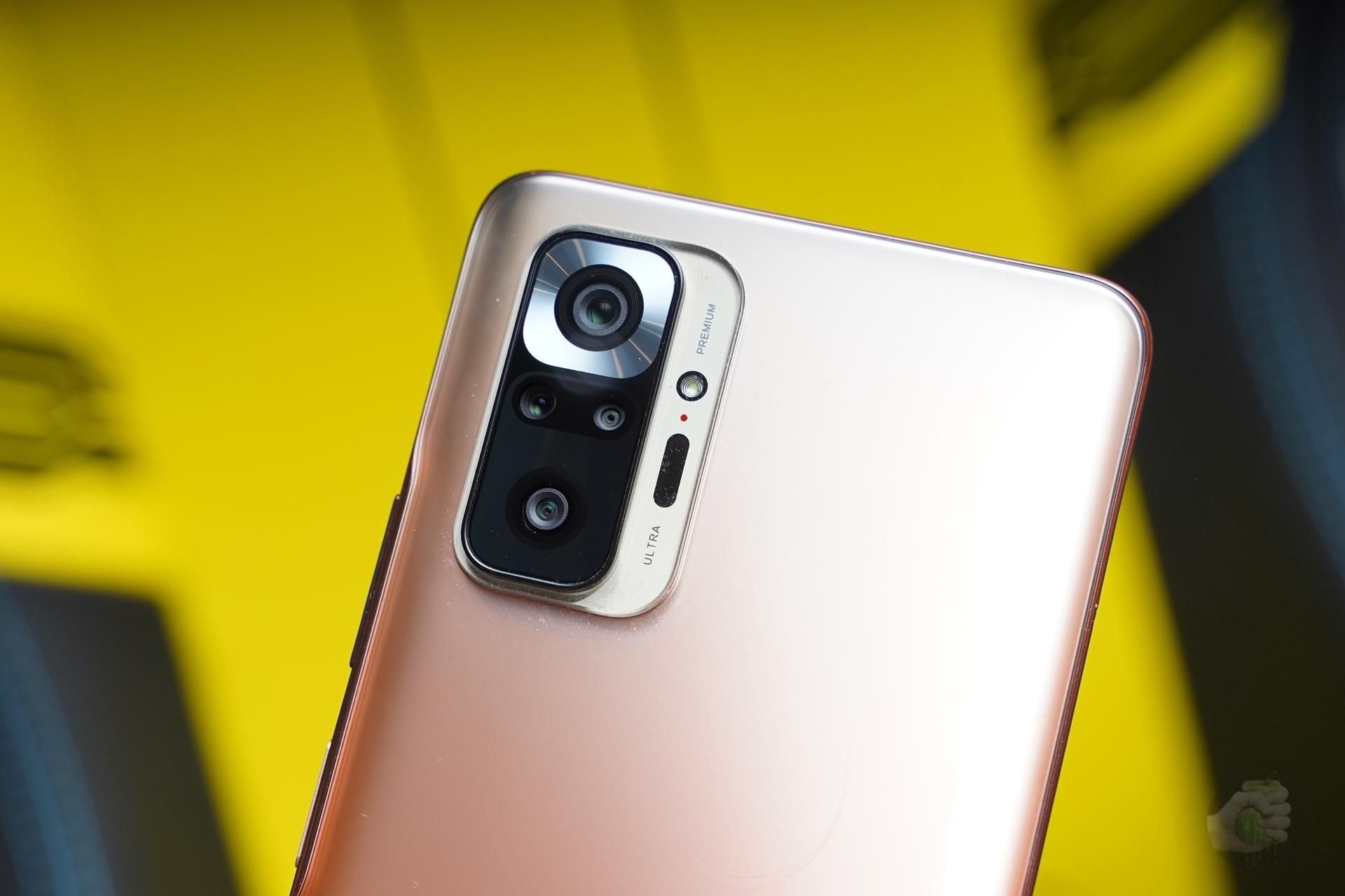Обзор Redmi Note 10 Pro: красота по-китайски — Wylsacom
