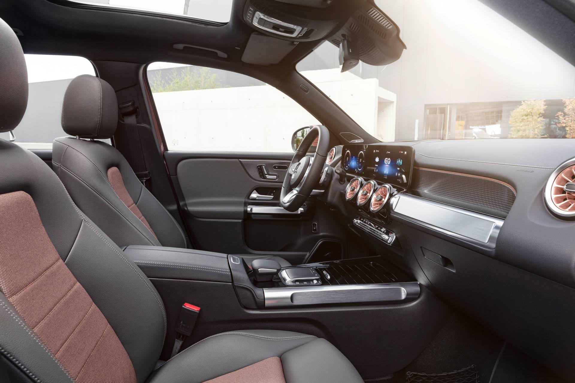 Mercedes-EQ, EQB, X 243, 2021Mercedes-EQ, EQB, X 243, 2021