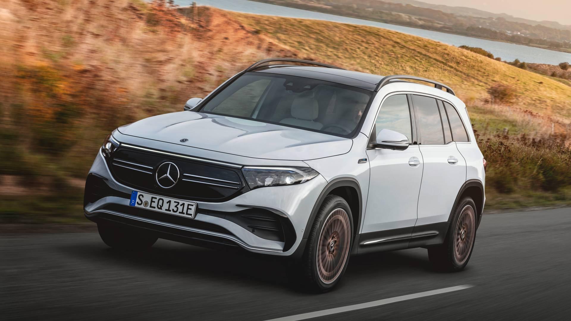 Автосалон вШанхае: новые электрические Audi, Mercedes-Benz и Volkswagen