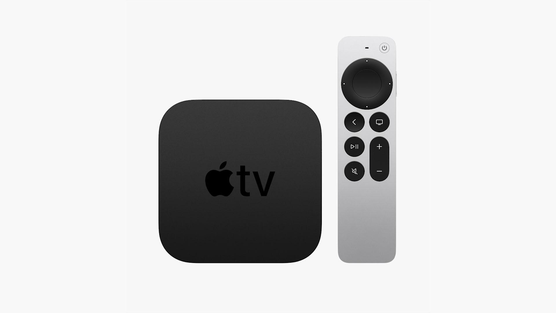 Представлена Apple TV 4K нового поколения