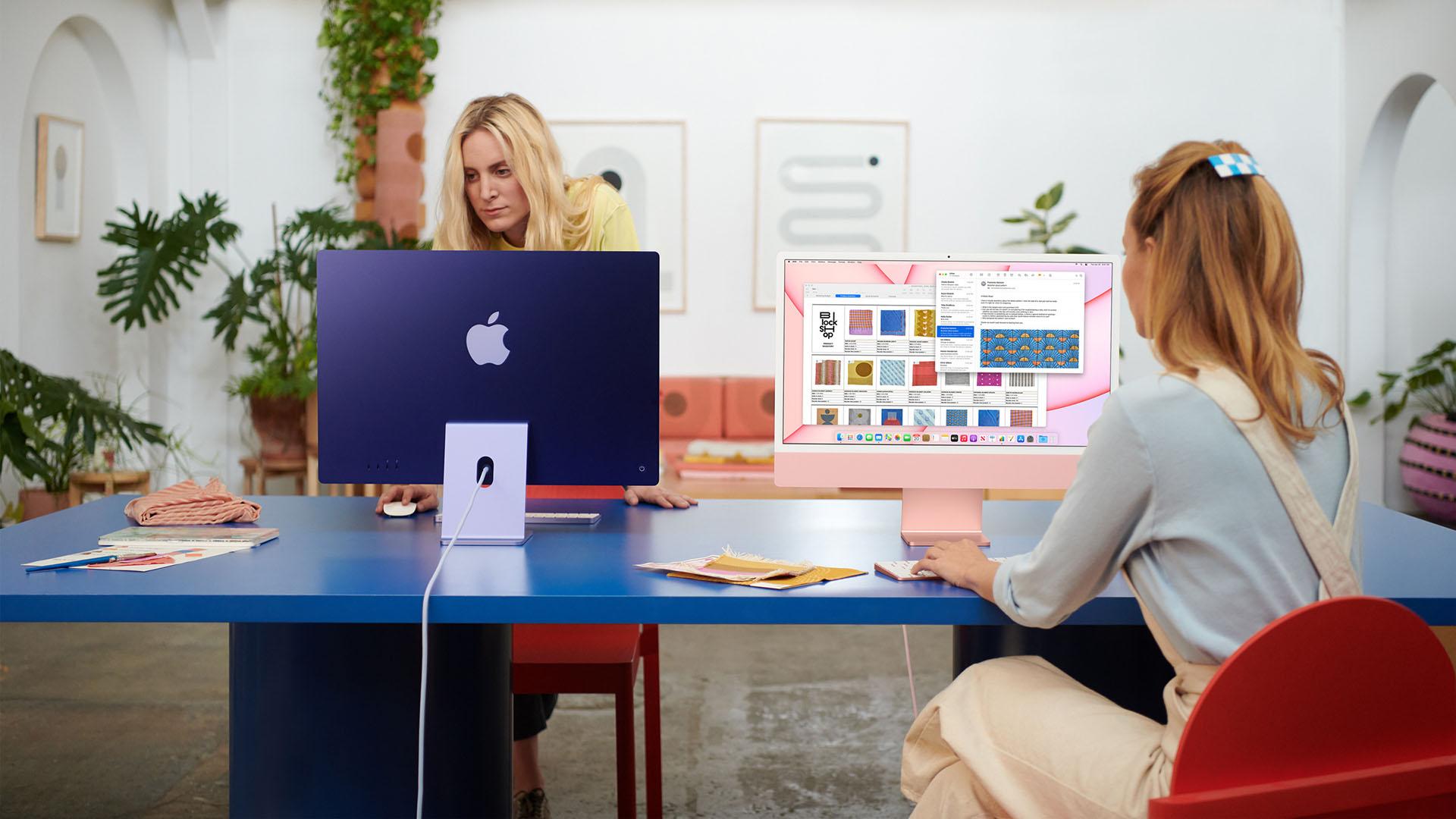 Российские цены идаты старта продаж новых iMac, AirTag и Apple TV 4K (2021)