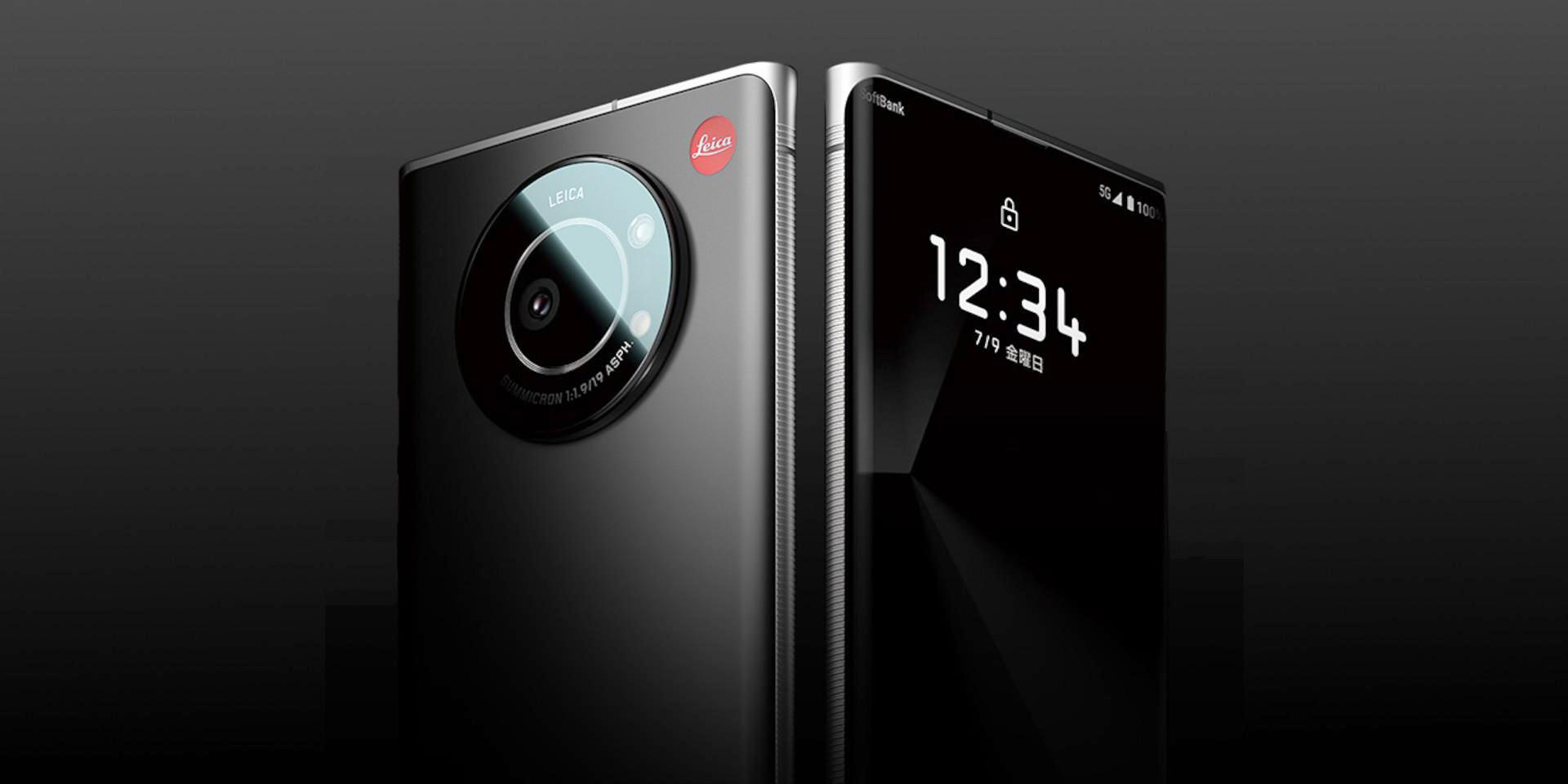 Leica представила смартфон Leitz Phone 1