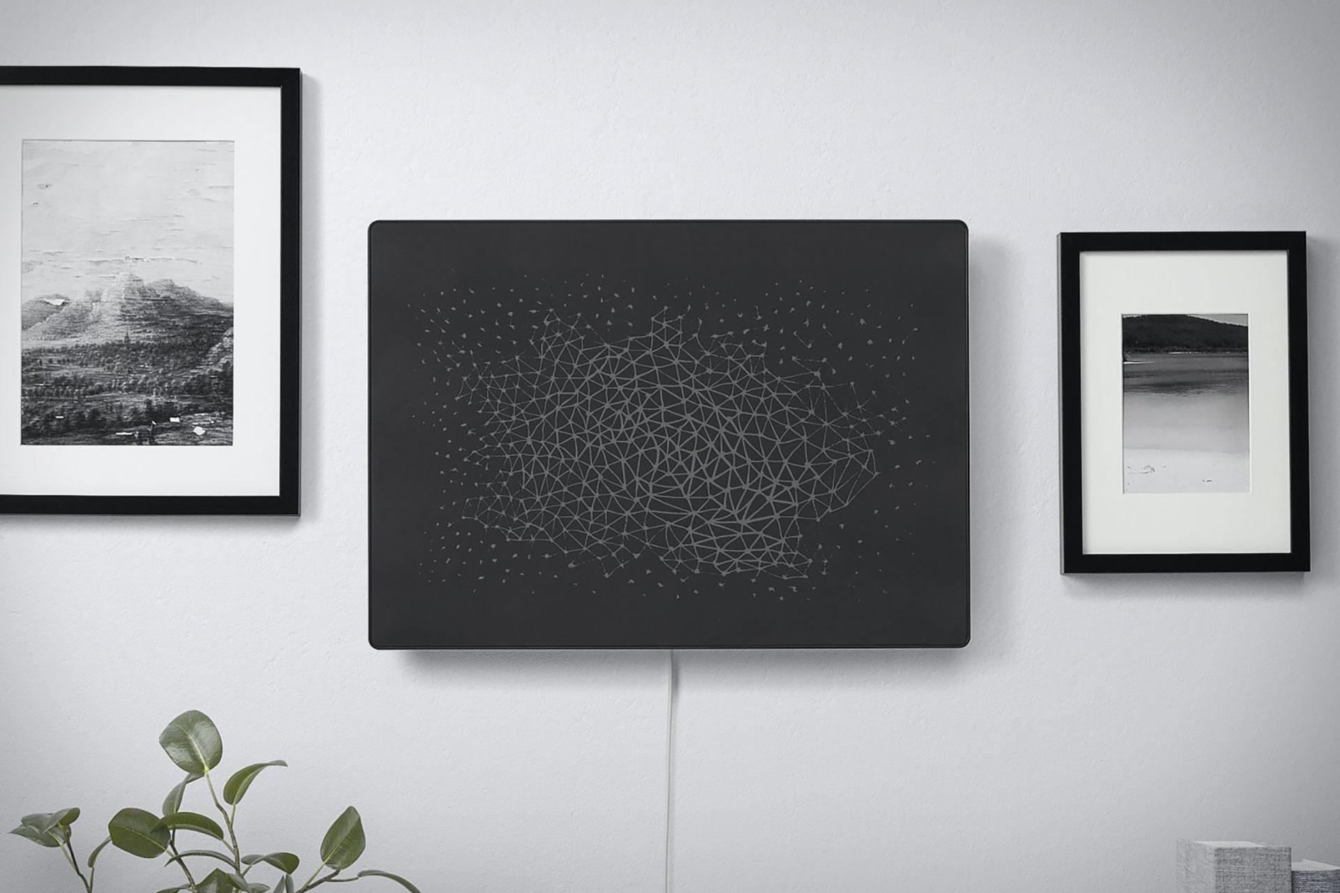 IKEA иSonos показали настенные колонки ввиде картин