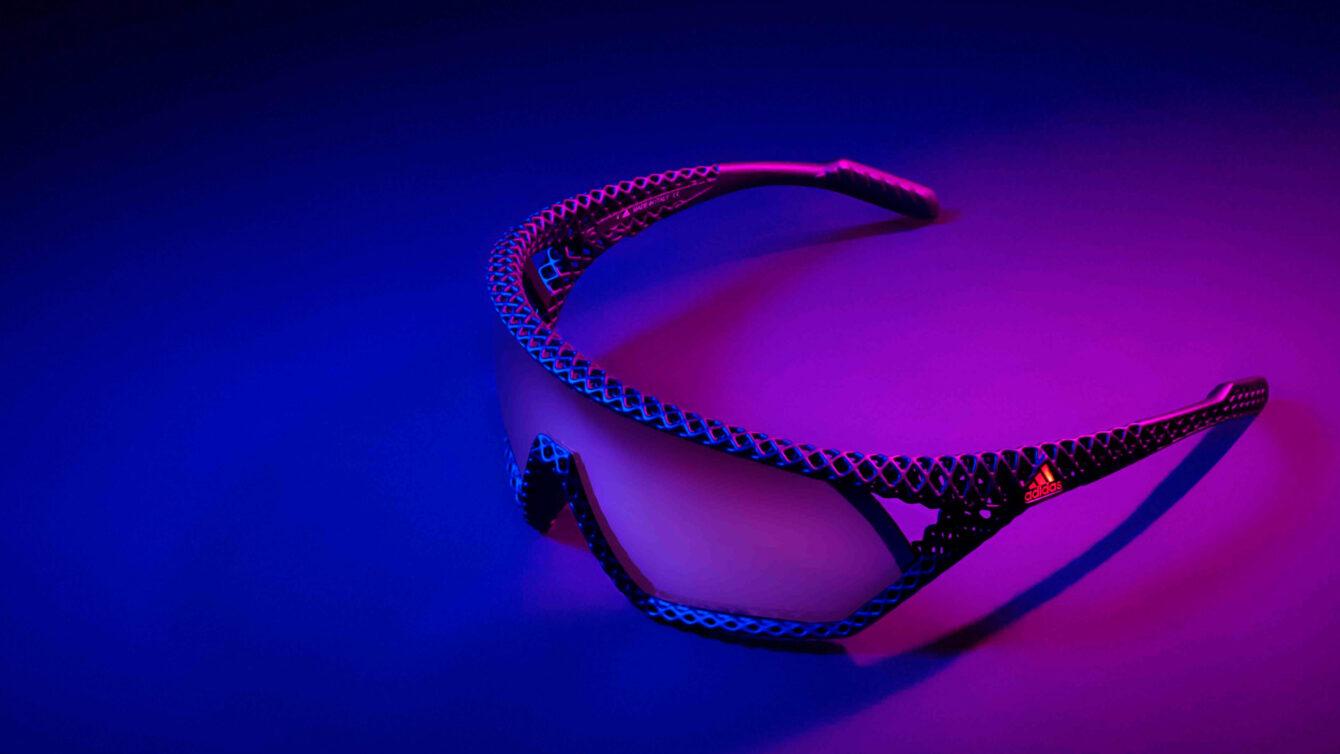 Вещь дня: напечатанные на3D-принтере солнцезащитные очки Adidas