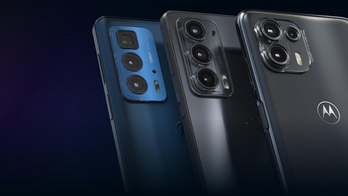 Motorola Edge 20— серия смартфонов с поддержкой 5G и108-Мп камерой