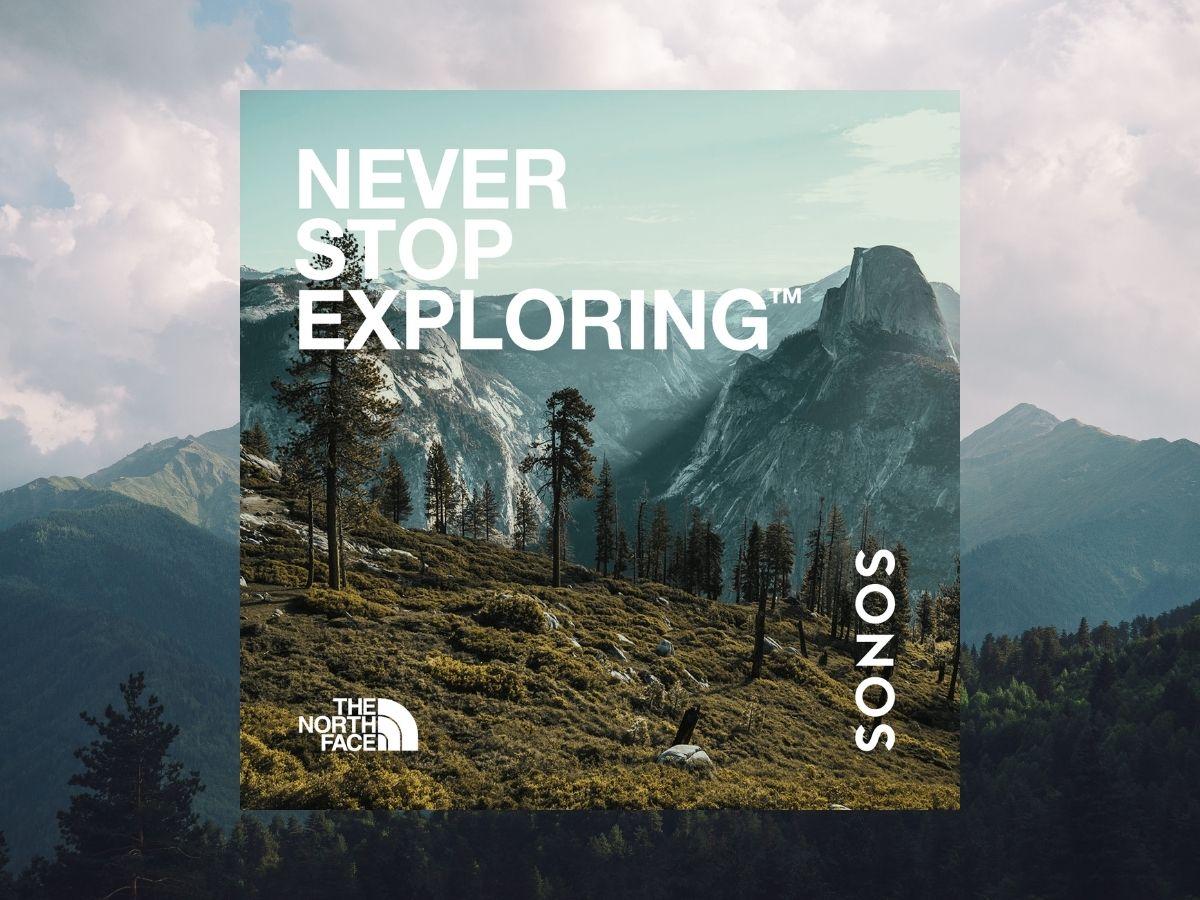 Sonos иThe North Face запустили радио для путешественников