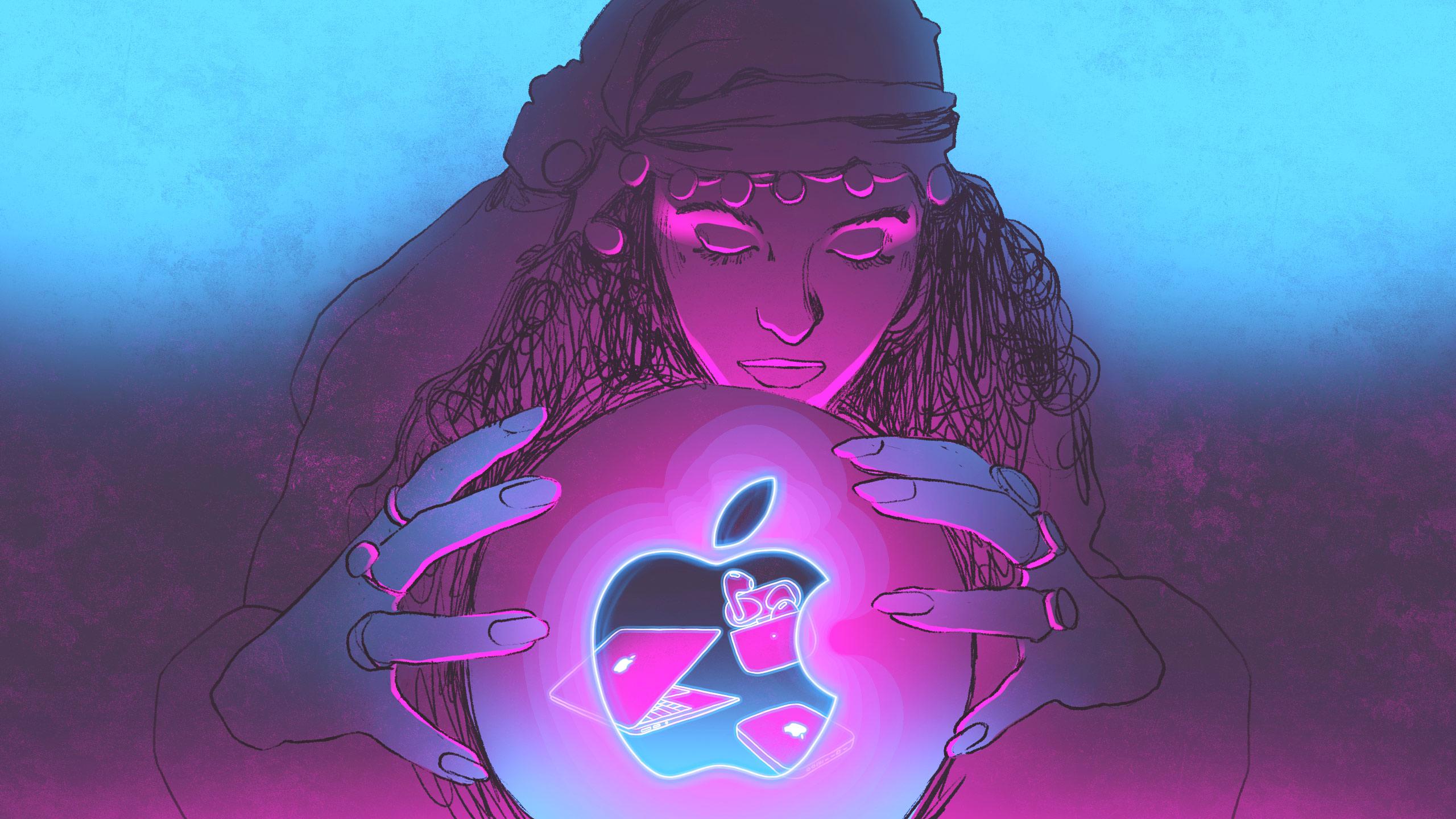 Что Apple непоказала напрезентации 14 сентября