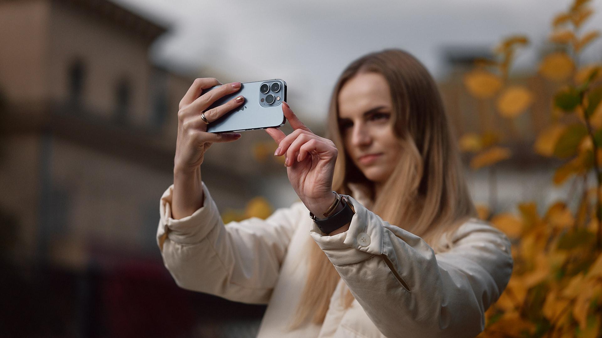 Обзор камер iPhone 13 Pro Max
