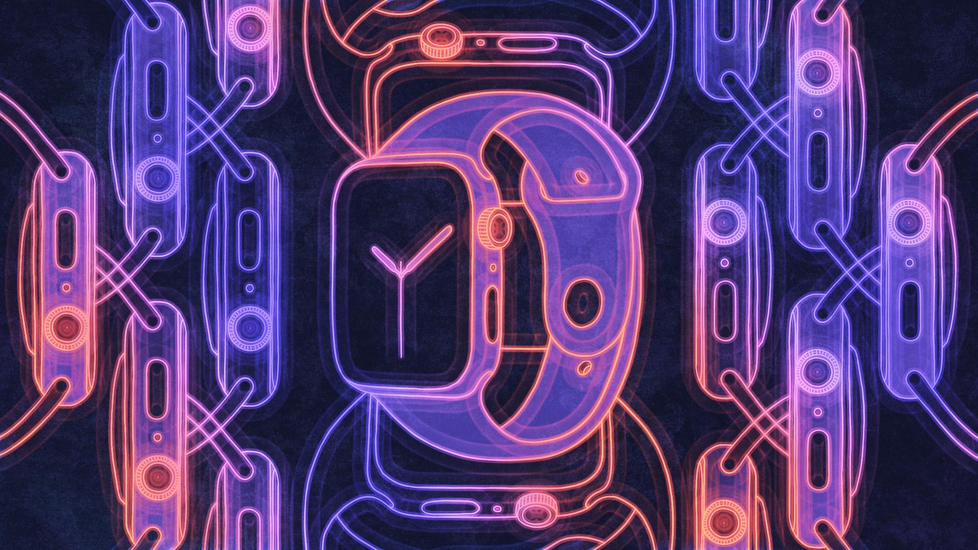 Apple Watch Series 7 поддерживают быструю зарядку с5-Вт адаптерами USB Type-C