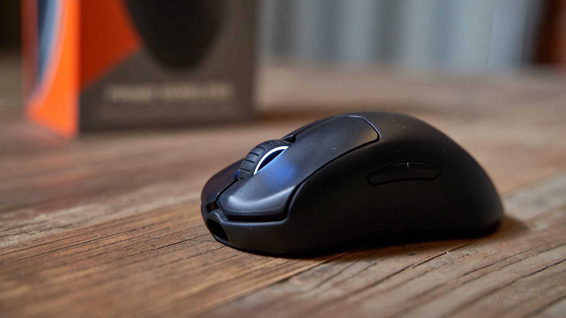 Обзор SteelSeries Prime Wireless: быстрая беспроводная мышь